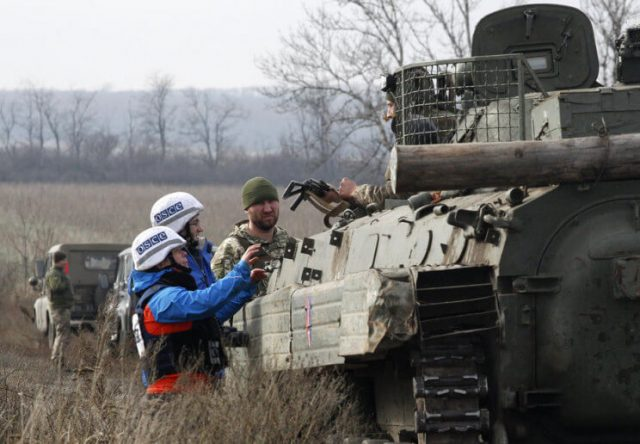 Итоги недели на оккупированных территориях востока Украины